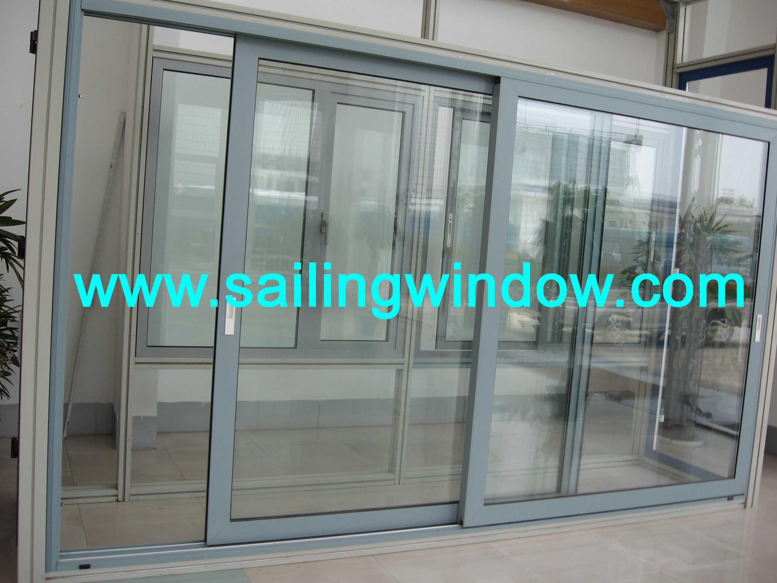 Sliding Door - Aluminium Thermal Break Sliding Door