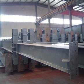 High Quality Steel Structure Building Construction Material (QDSM-1010)
