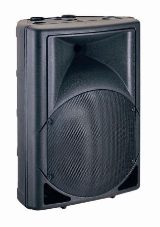 15′′ 2way Plastic DJ Speaker Box with USB SD PS-0215bt