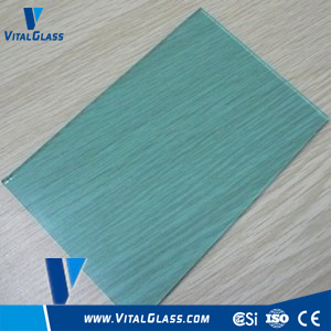 Ocean Blue Float Glass for Decorative Glass