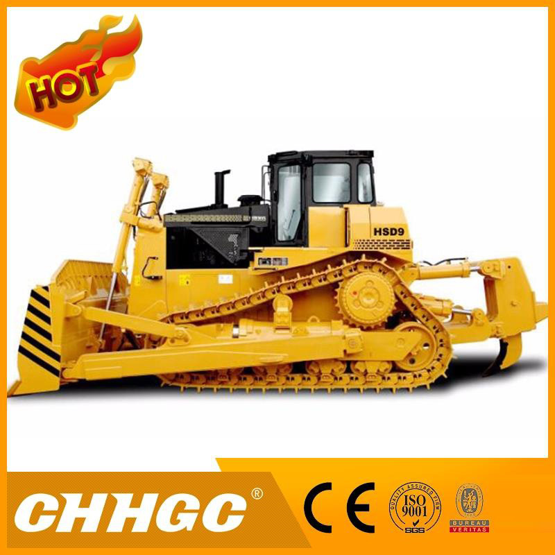 Construction Equipment Htys165-3 Crawler Bulldozer Moving Type for Sale