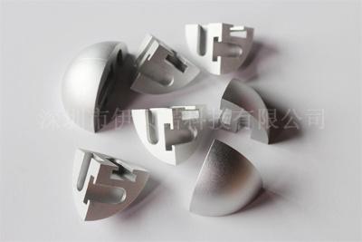 CNC Lathed Aluminum Part (EBE-017)