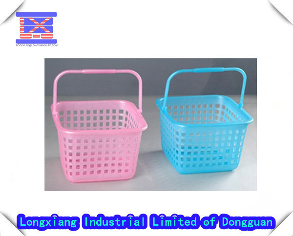 Injection Mould for Plastic Baskets