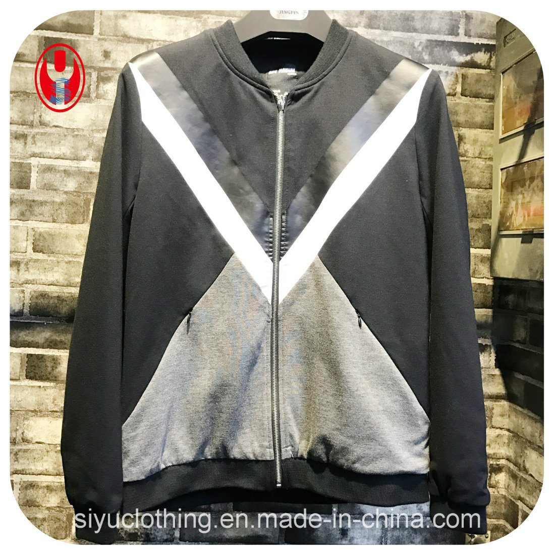 Men′s Fashion Light Garment Outdoor Jacket