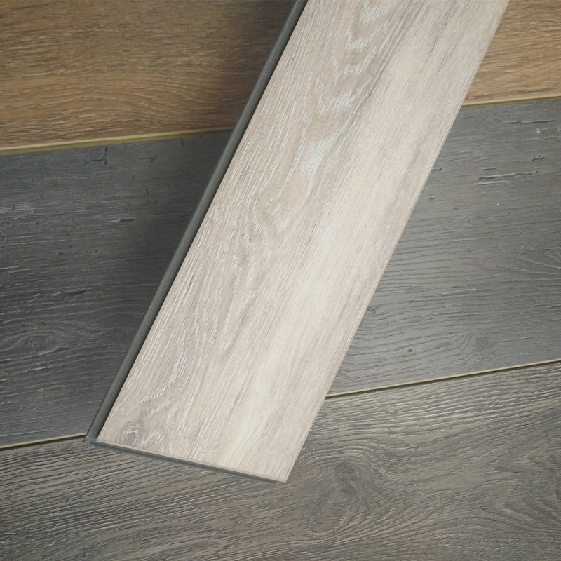 Wood Plastic Composite WPC Click Vinyl Floor Tile WPC Flooring