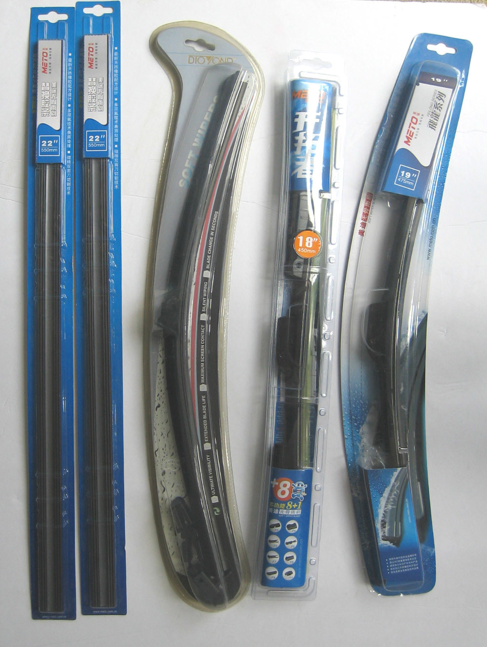 U-Hook Universal Bosch Type Bracketless Wiper Blade