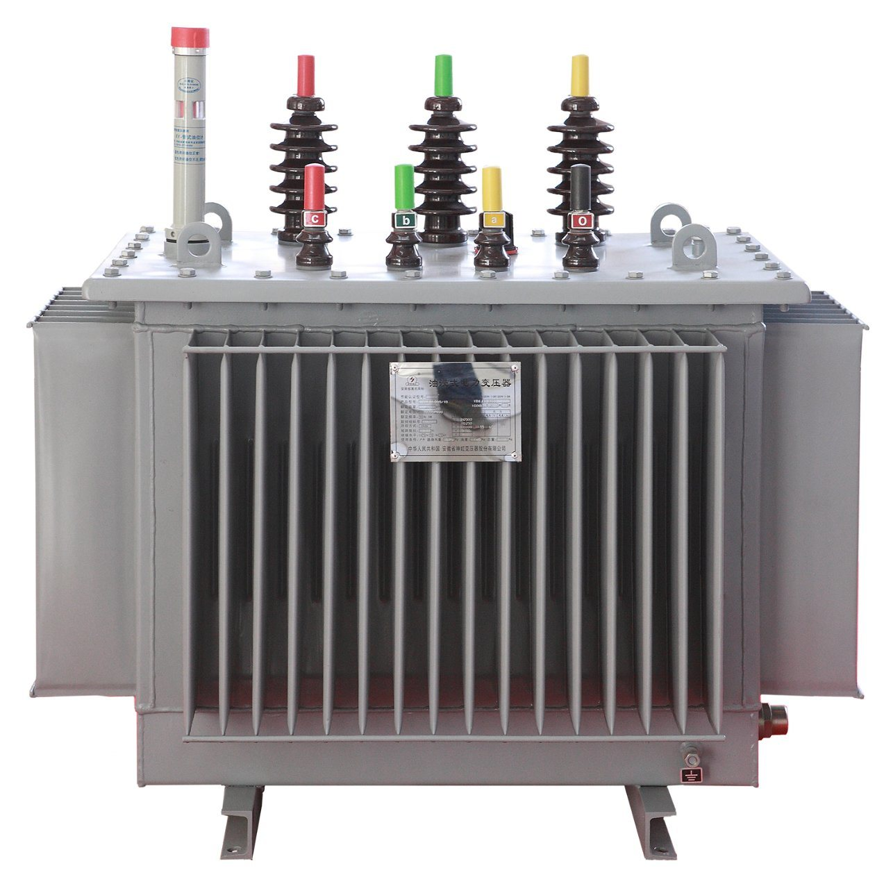 S11 Three Phase Double-Winding Series Oil Immersed Electric Power Transformer