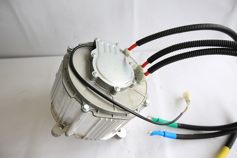 Mac New Product 3kw to 5kw Industrial Motor