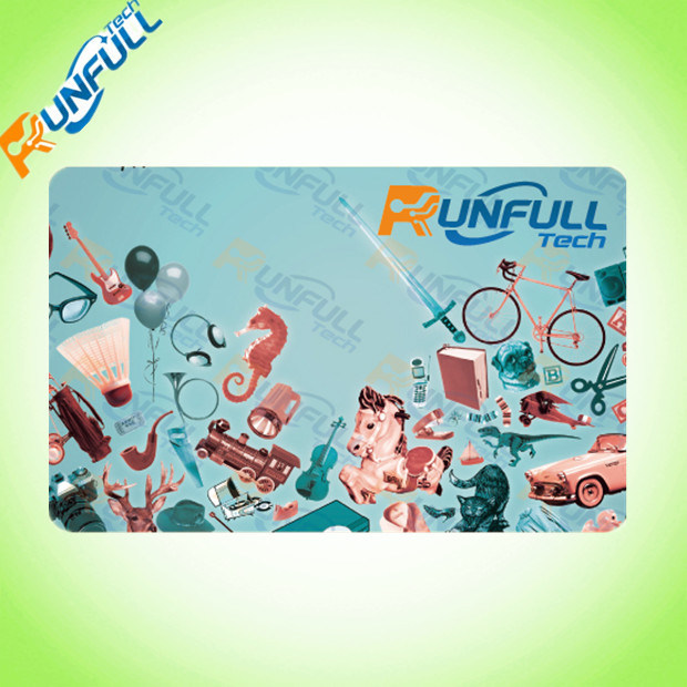 2017 New Design UHF RFID Card