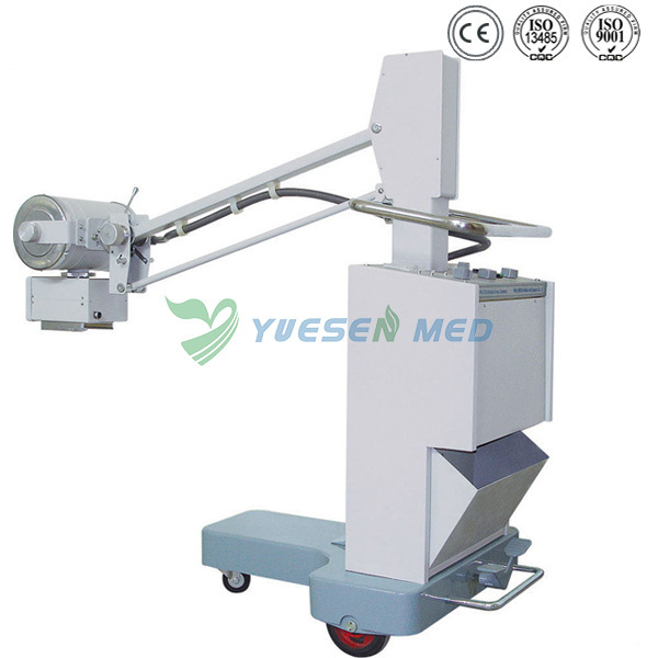 Medical 3kw 50mA Mobile Veterinary X-ray Machine