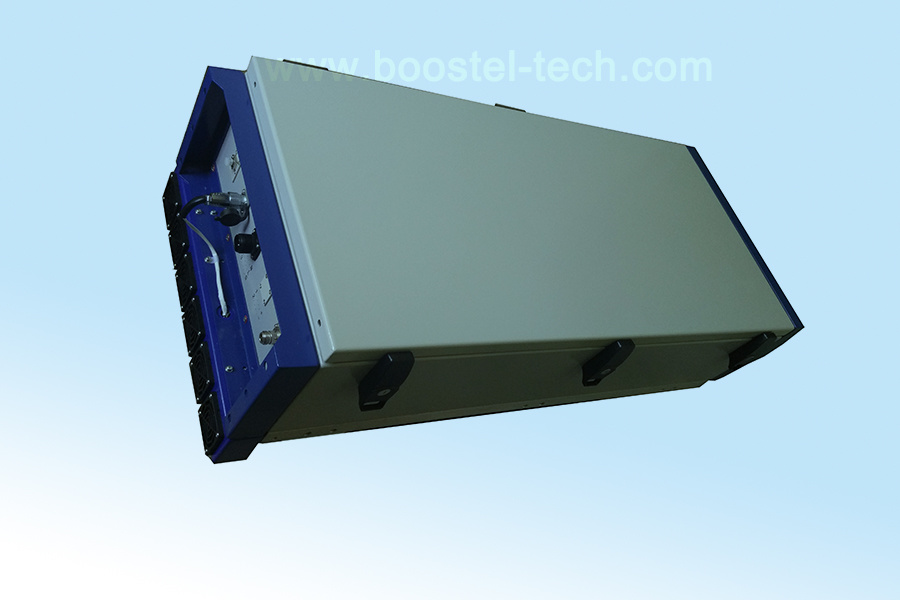 3G&Lte Quad Band Fiber Optic Repeater