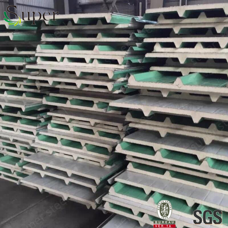 Cheap Price Factory Made China Wholesale PU Sandwich Panel