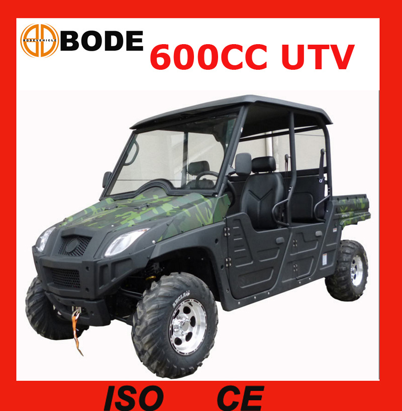 Hot Sale 600cc Polaris CVT 4*4 CVT UTV, UTV 4X4, Utility Vehicle Mc-183