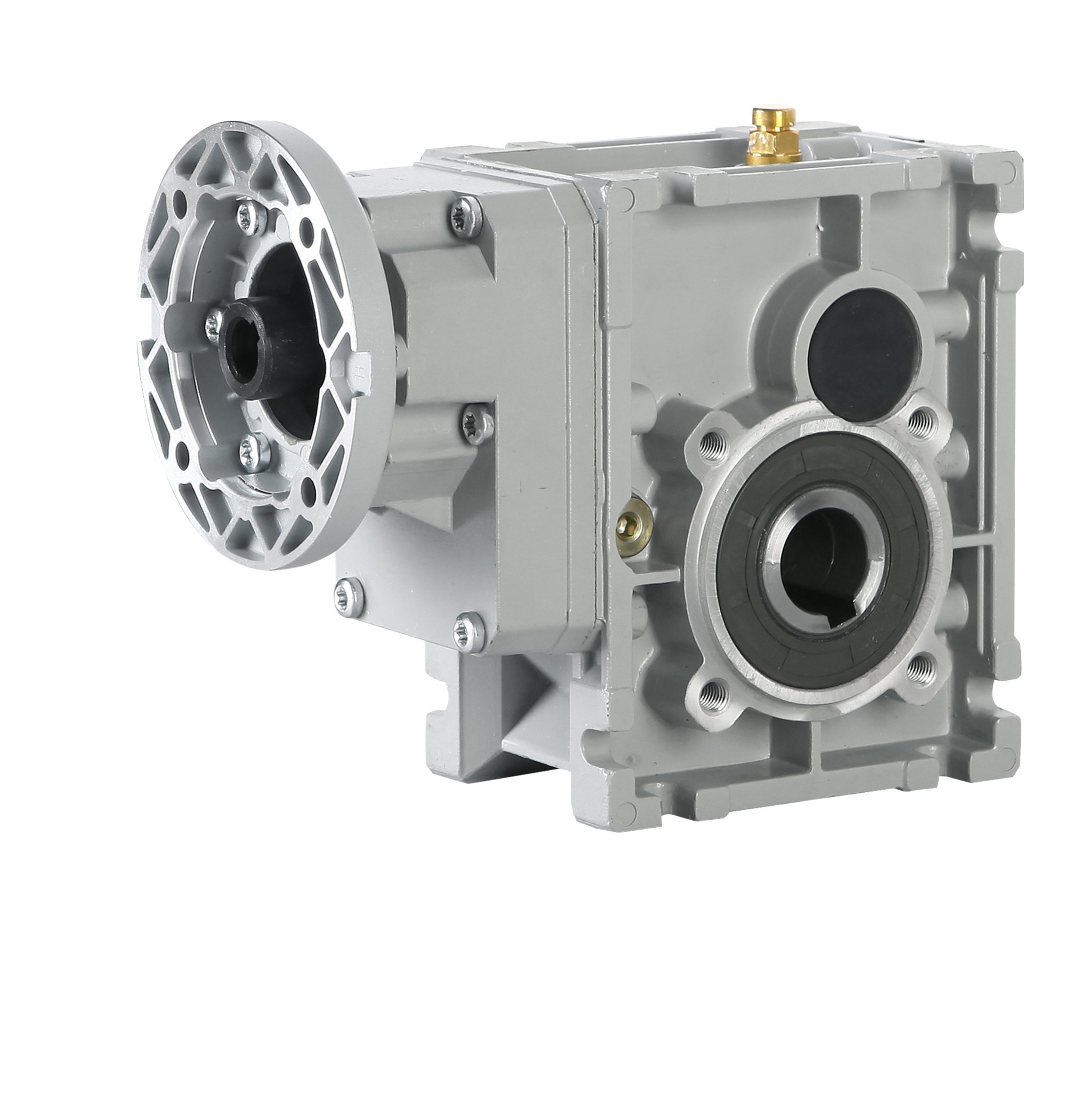 E-Km Aluminum Helical-Hypoid Gear Reducer