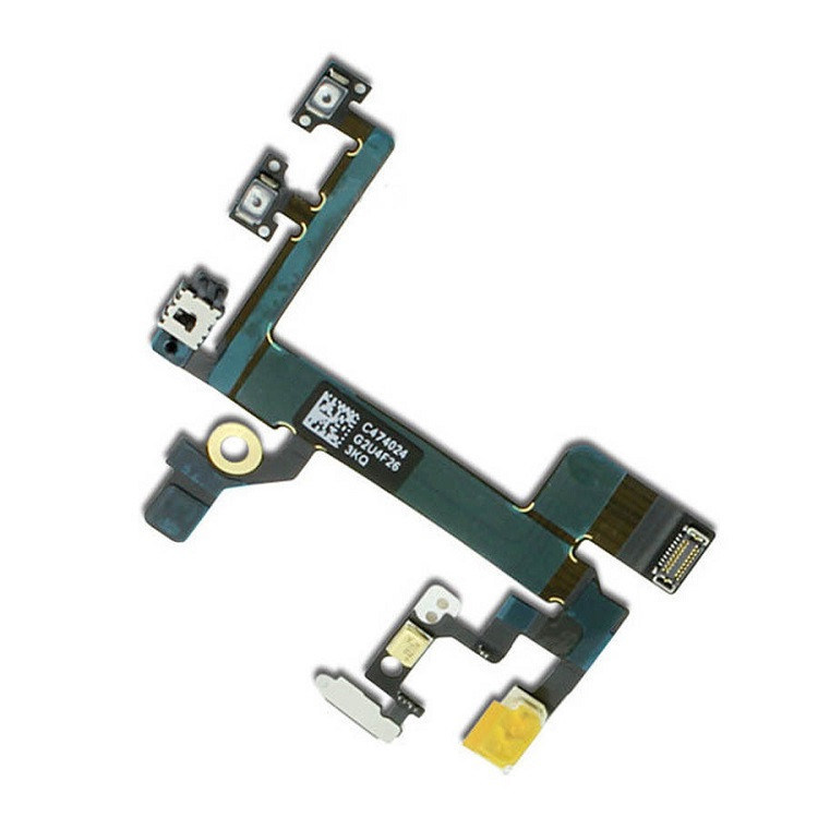 Mobile Phone Charger Connector Flex Cable for iPhone 5s Flexcable