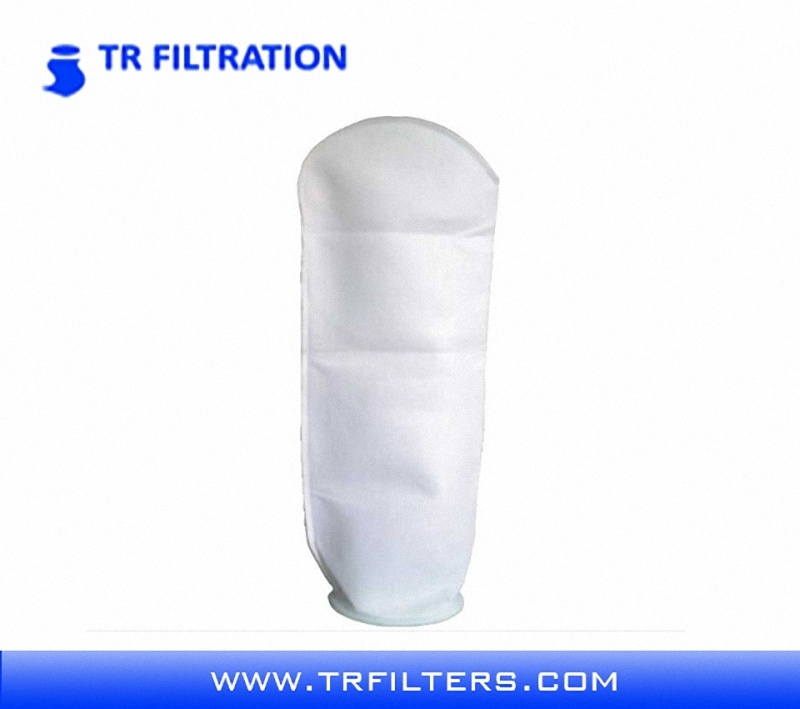 0.5-300um Polypropylene PP Micron Industrial Liquid Bag Filter
