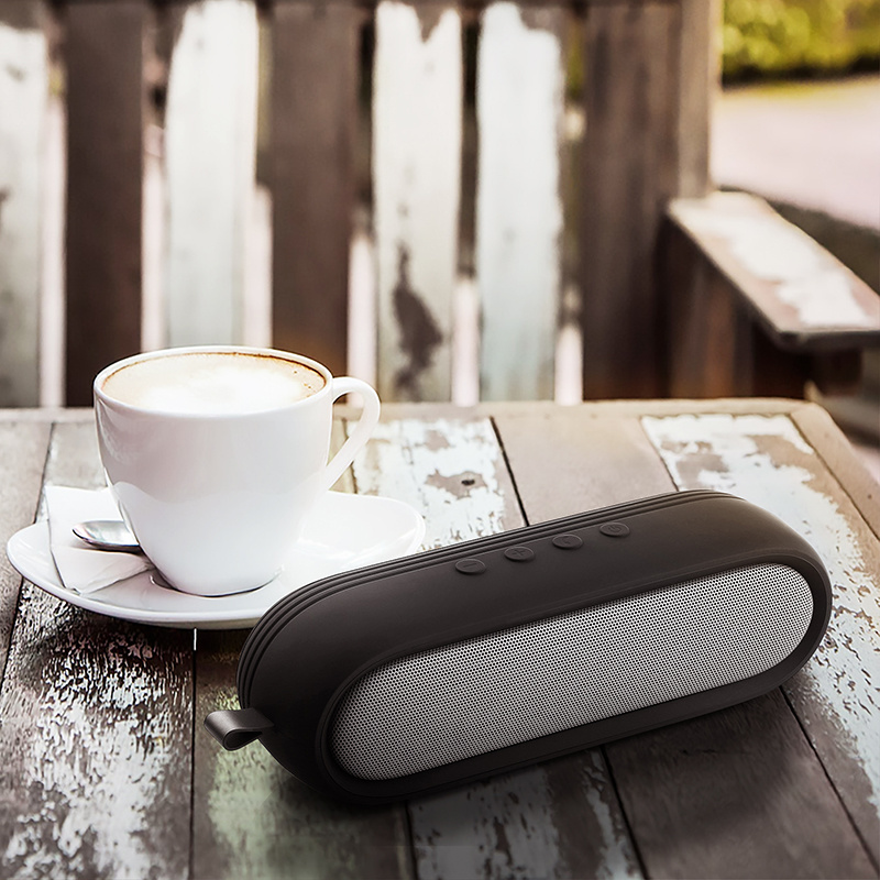 Multimedia Bluetooth Wireless Mini Portable Speaker