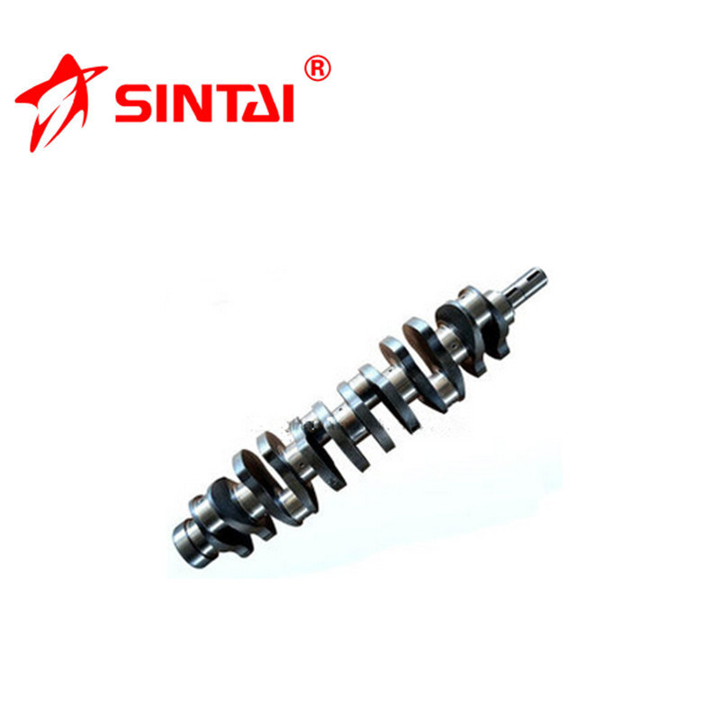 Casting Steel Crankshaft for Mercedes Benz Om352 3520303402/35203037802