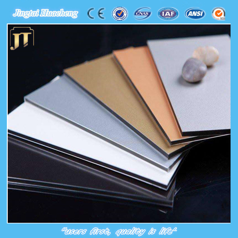 Excellent PE Aluminum Composite Panel