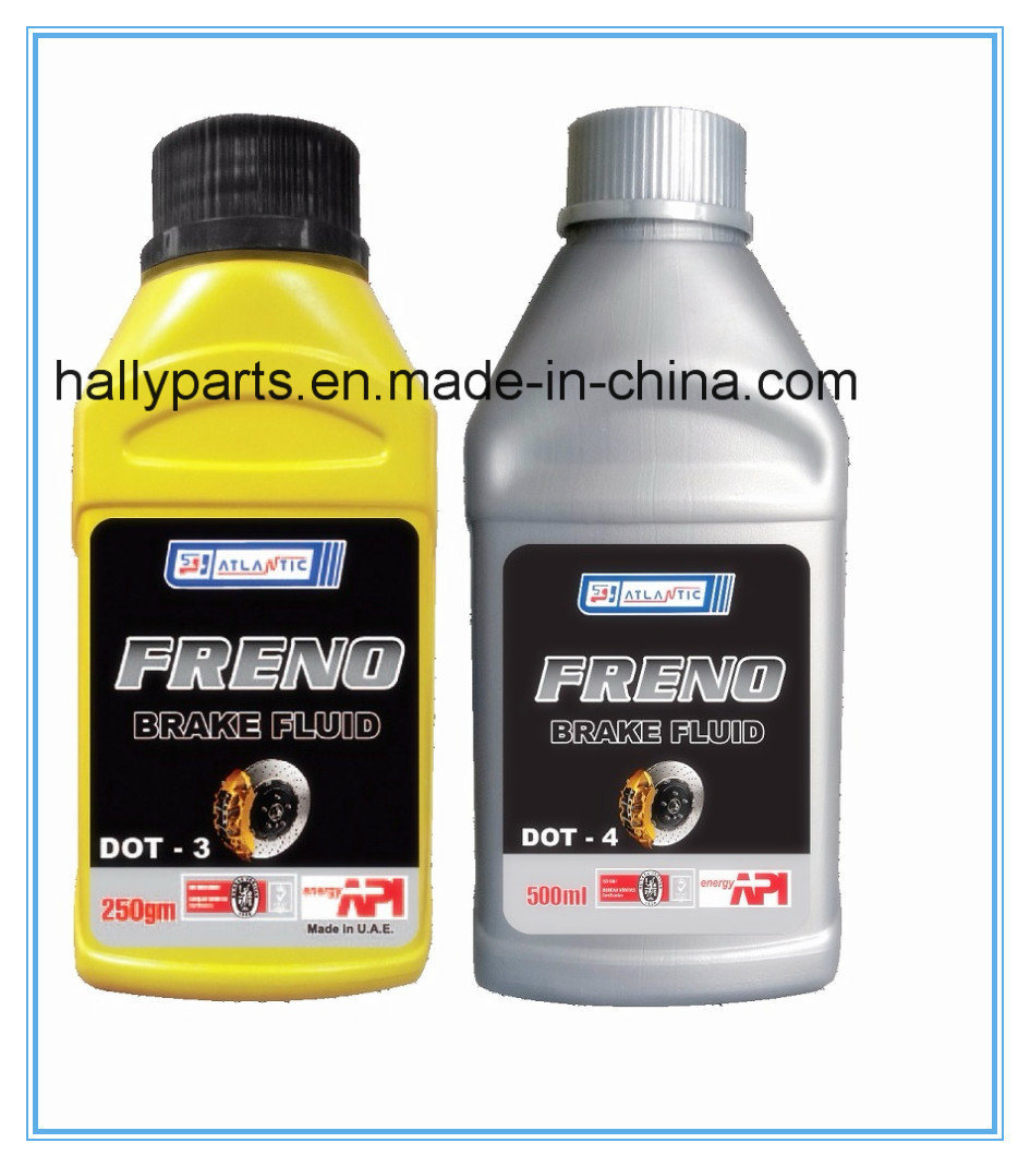 Super Synthetic DOT3 / DOT4 Brake Fluid