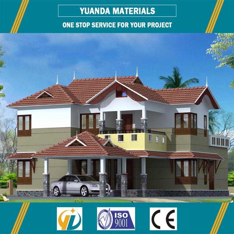 Top Selling Villa Model Designl / Real Estate Building Model