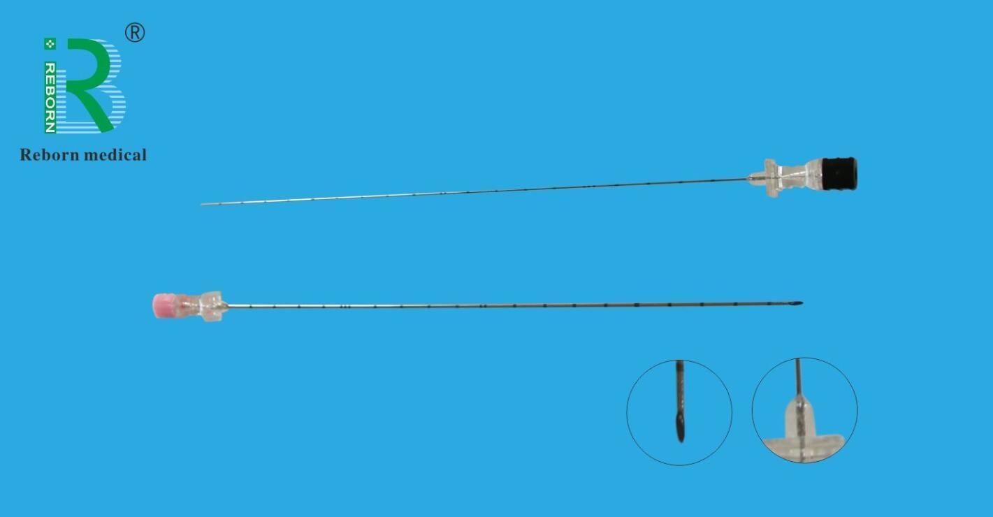 Urology Percutaneous Nephrostomy Catheter Tube