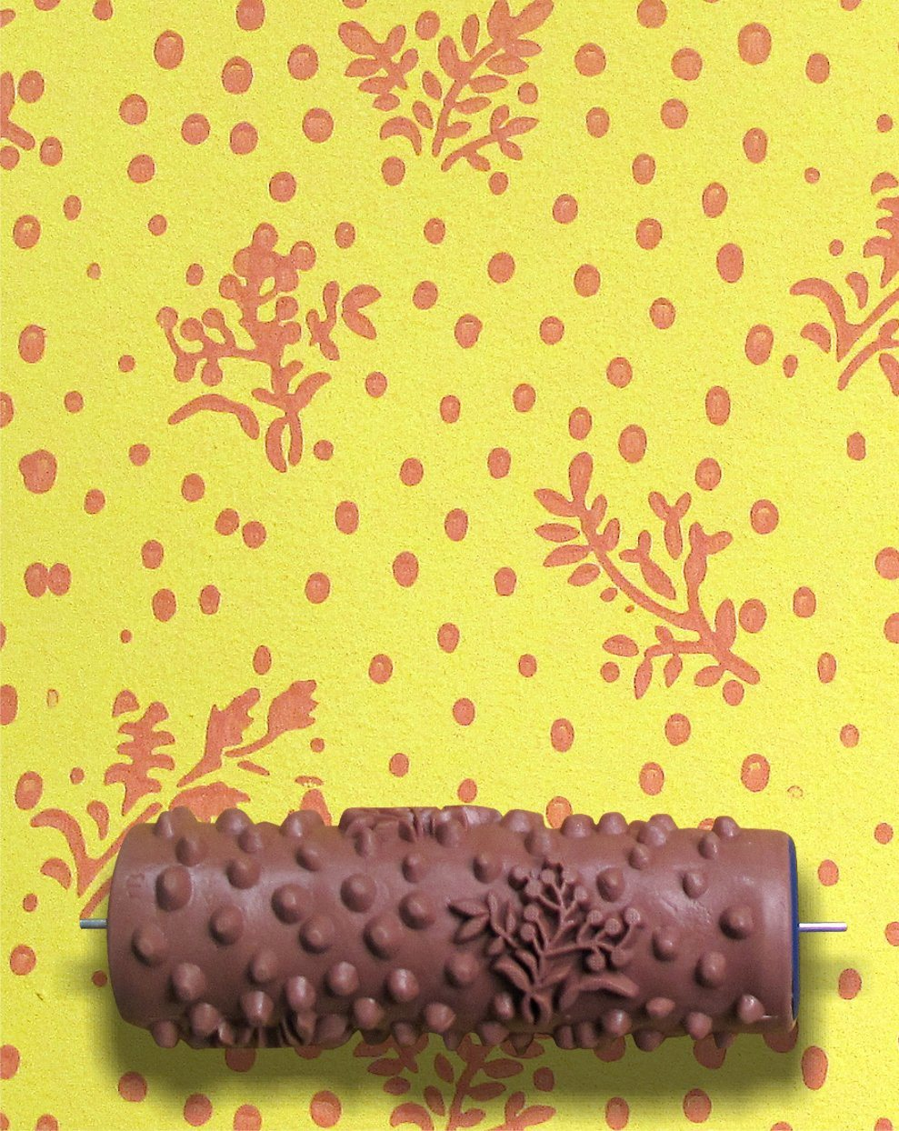 Embossed Wallpaper Tools for Wall Decoration Pattern Painting Roller