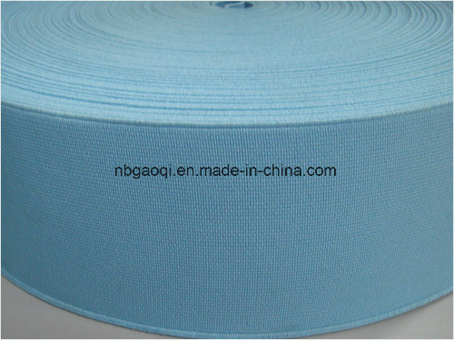 Knitting Webbing Hole Elastic Tape Hot Salelong Large Wide Flat Button
