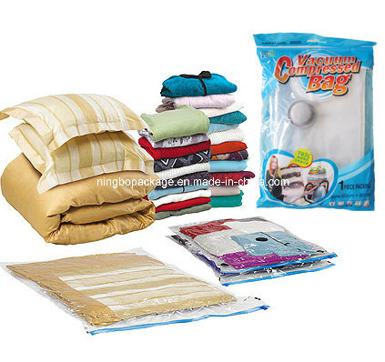 SGS Certificated Vacuum Storage Bags with European Style