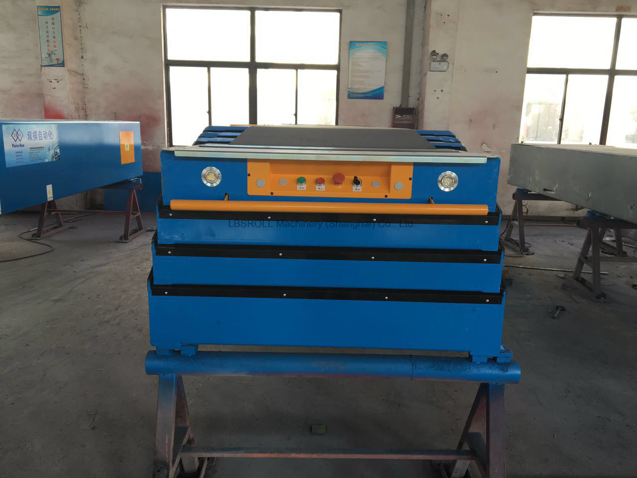 Telescopic Belt Conveyor/Boom Conveyor with Man Rider