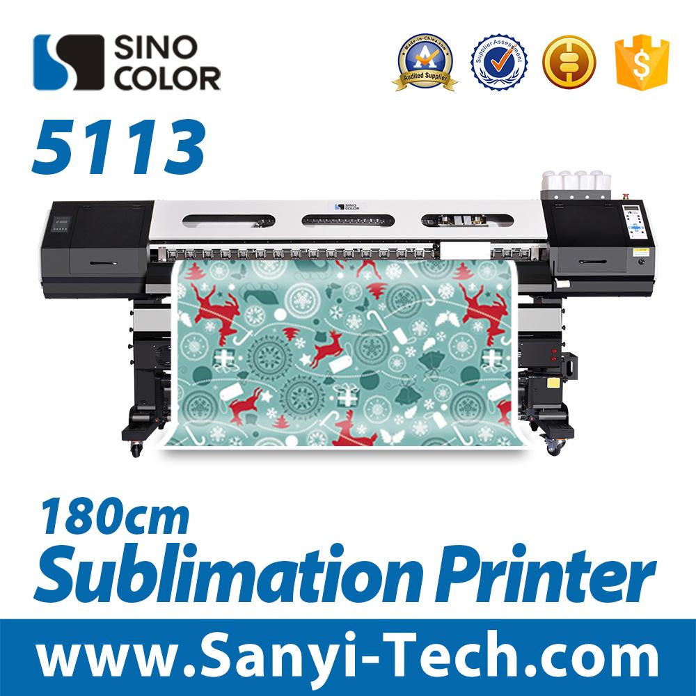 Hot Selling Cheap Sublimation Printer, Eco Solvent Printer Digital Printer