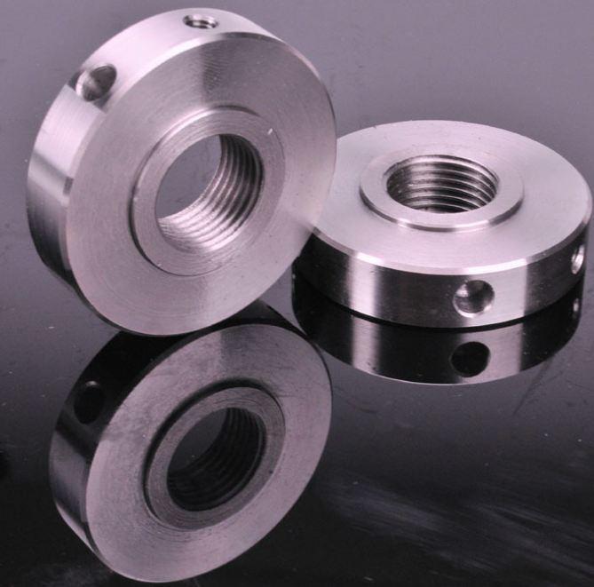 CNC Machining Part, Machined Aluminum Part