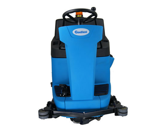 Gadlee Ce Industrial and Commercial Smart Ride-on Scrubber (GT180)