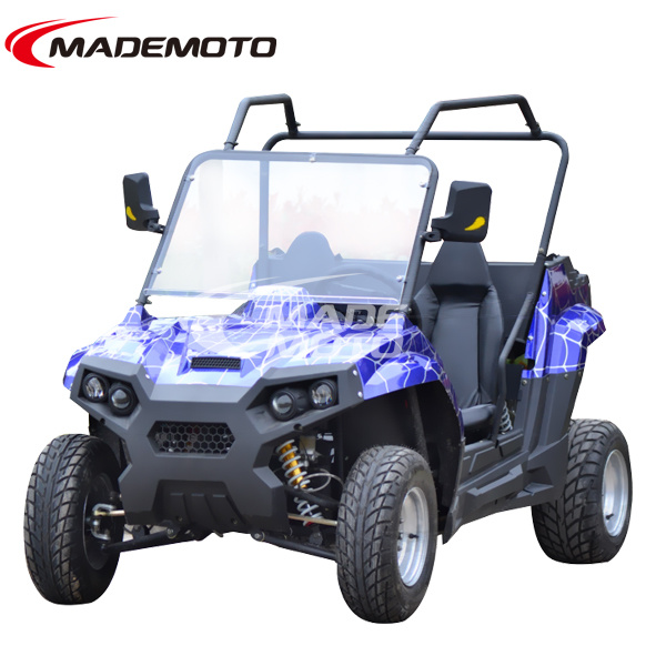 1000W Shaft Drive Electric UTV with Brushless Motor