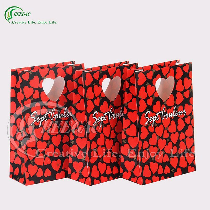 High Quality Paper Gift Bag for Birthday Party Packaging (KG-PB004)