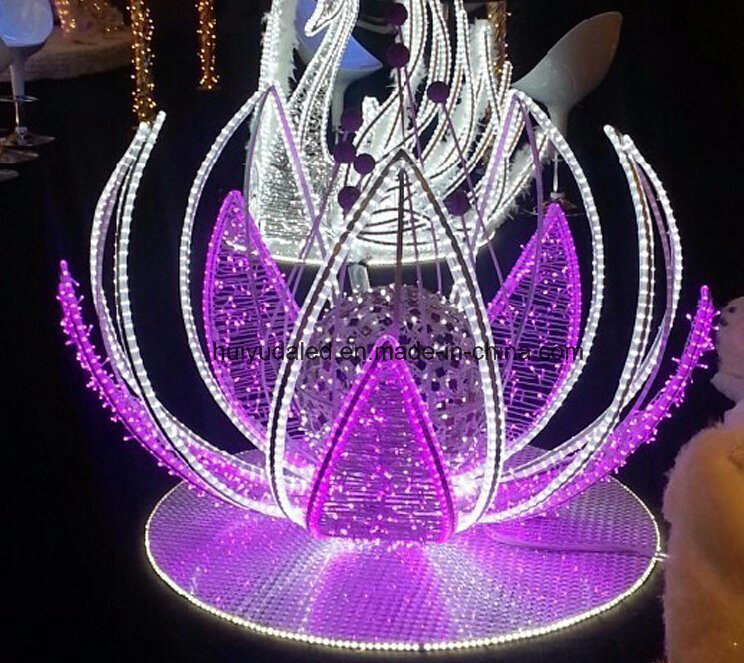 White Color 30LEDs 2W/M LED Rope Light/Outdoor Light/LED Strip Light/Neon Light/Christmas Light/Holiday Light/Hotel Light/Bar Light Round Two Wires LED Strip