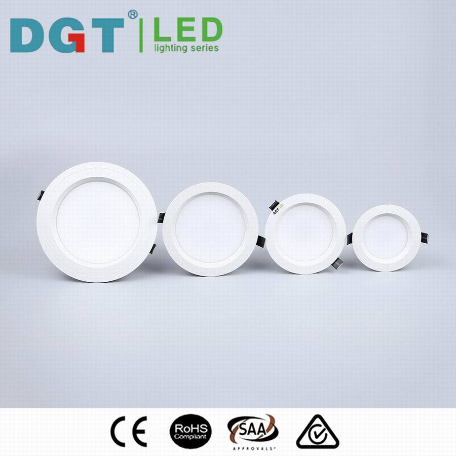 Indoor 12W/17W/22W/33W LED Slim Downlight MQ-7514