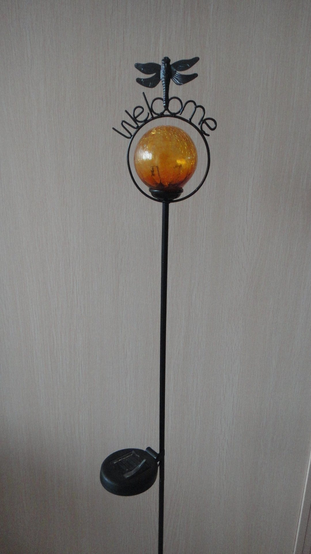 Iron Art and Crafts for Home Decoration, Metal Garden Light