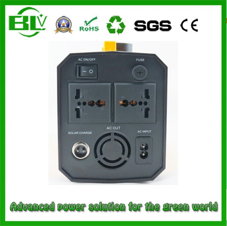 Portable 12V 220V 100ah Uninterruptible Power System/UPS Battery Backup/Backup Battery From China
