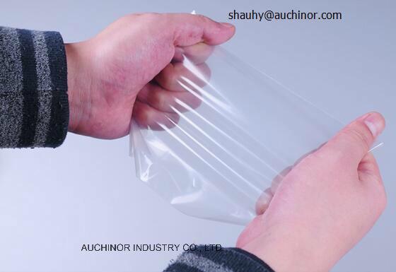 Clear Food Grade LDPE Reclosable Resealable Ziplock Mini-Grip Poly Bag