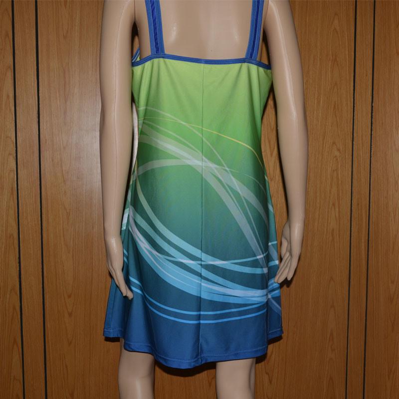Custom Tennis Dress/Sublimated Tennis Dress
