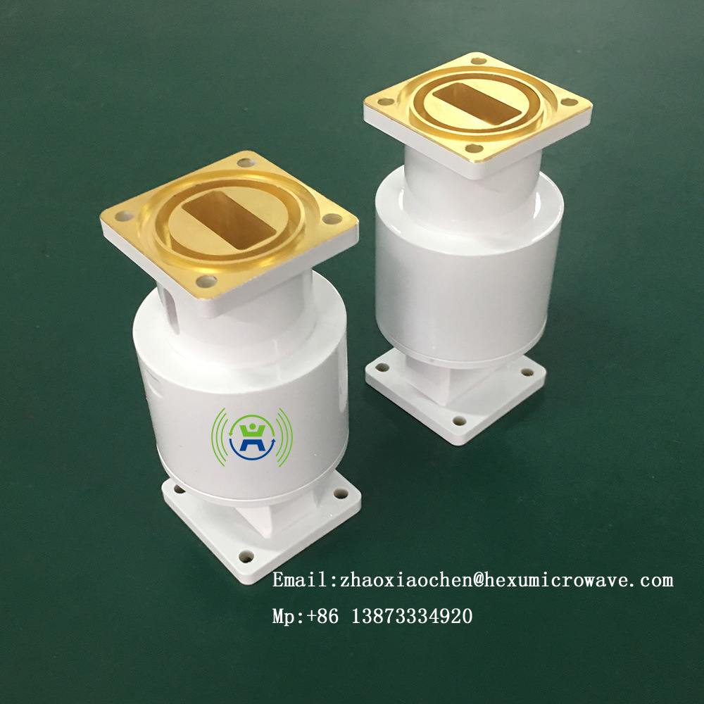 Microwave Communication System Rotary Joint Component