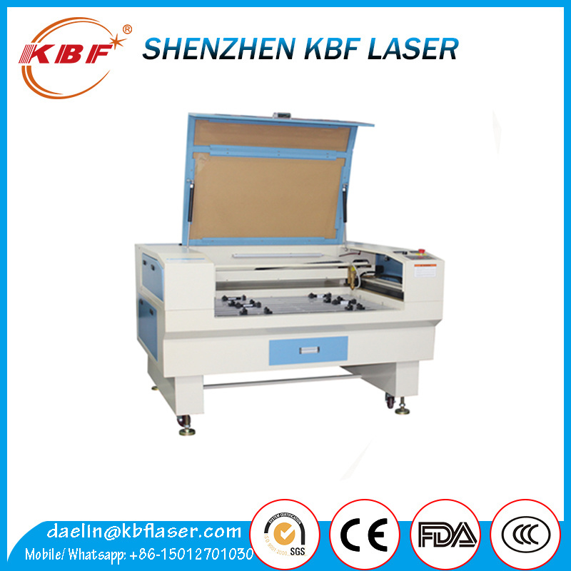 High Quality Timber Cutting CO2 Laser Engraving Machine