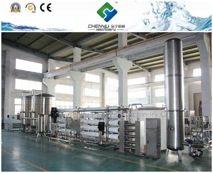 Stainless Steel Fresh Water Treatment Machine