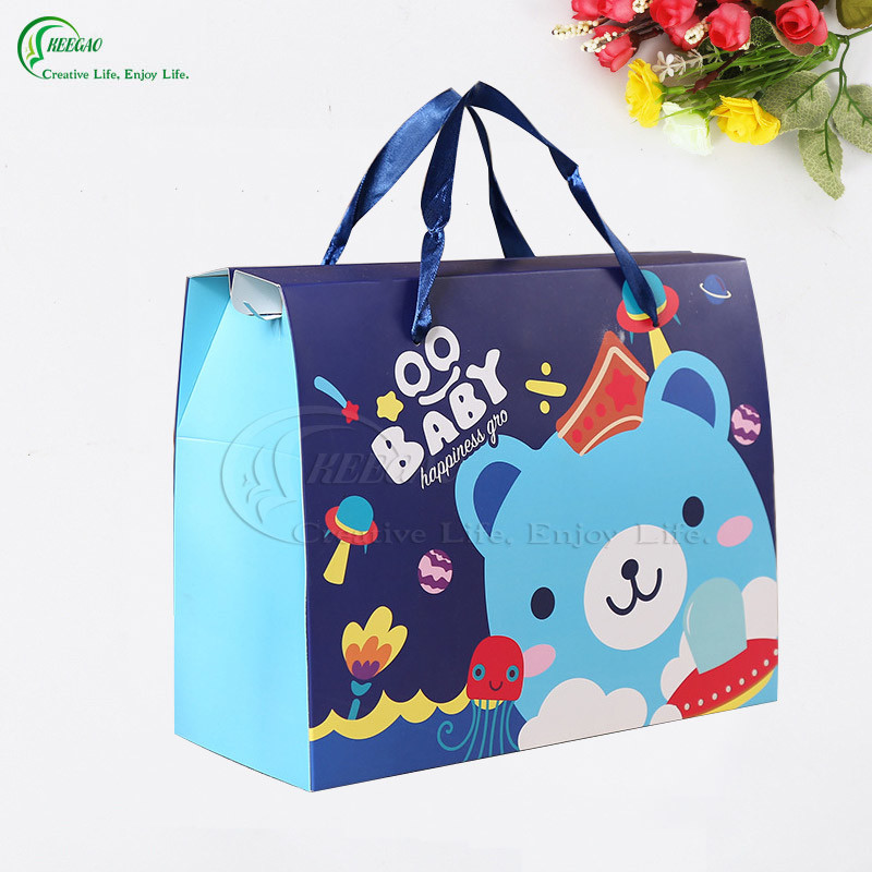 New Design Baby Gift Box Packaging Box (KG-PX068)