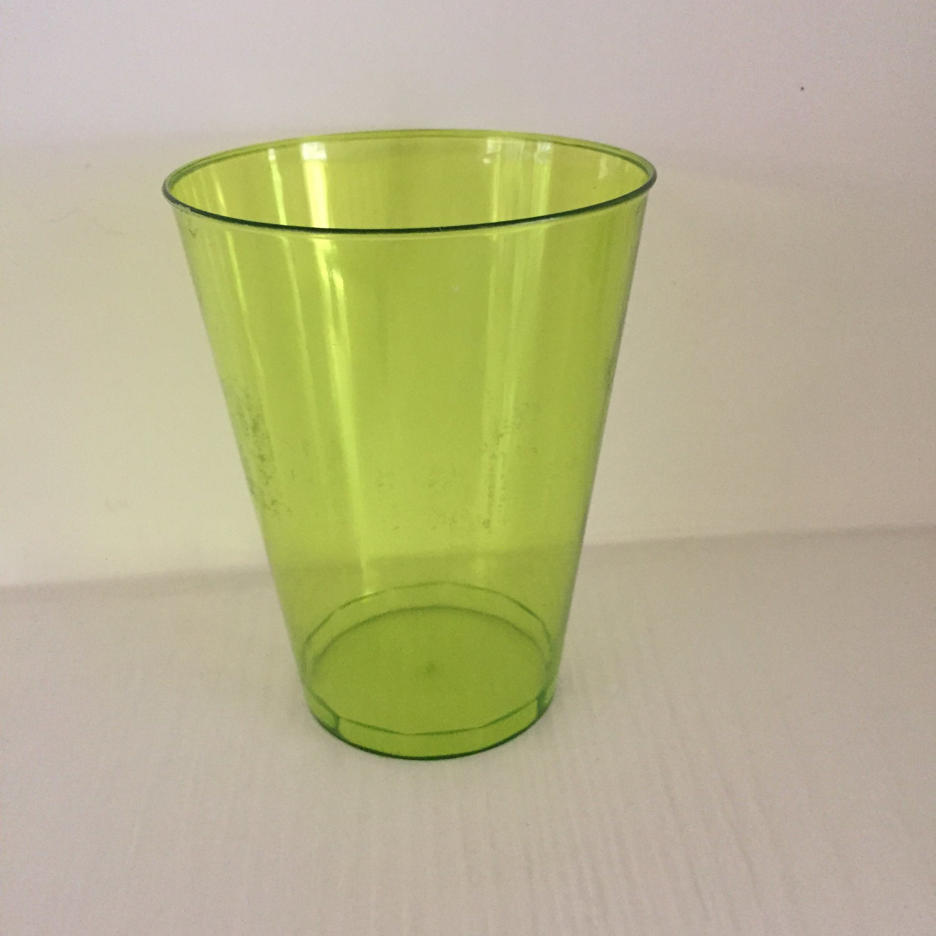 Plastic Cup, Glass, Mug, Tableware, PS, Transparent, Disposable, Colorful, Injection Cup