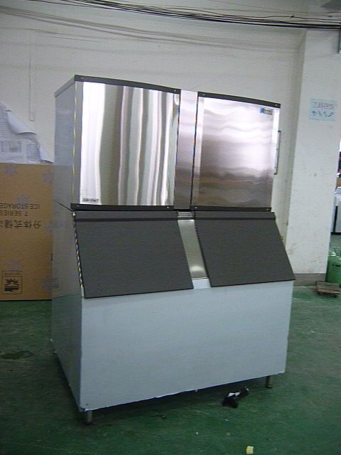 Ice Sheet Block Cube Ice Machine