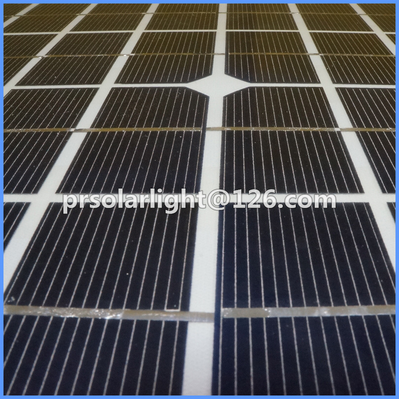60W High Efficiency Mono Renewable Energy Saving Photovoltaic Module