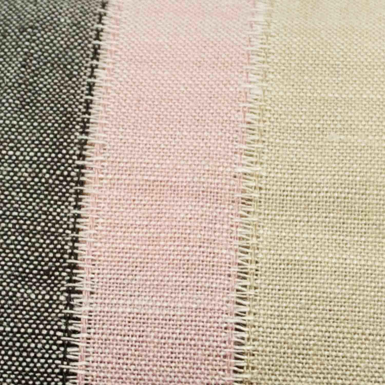 Dyed Jacquard Cotton Linen Fabric for Woman Dress Skirt Coat Children