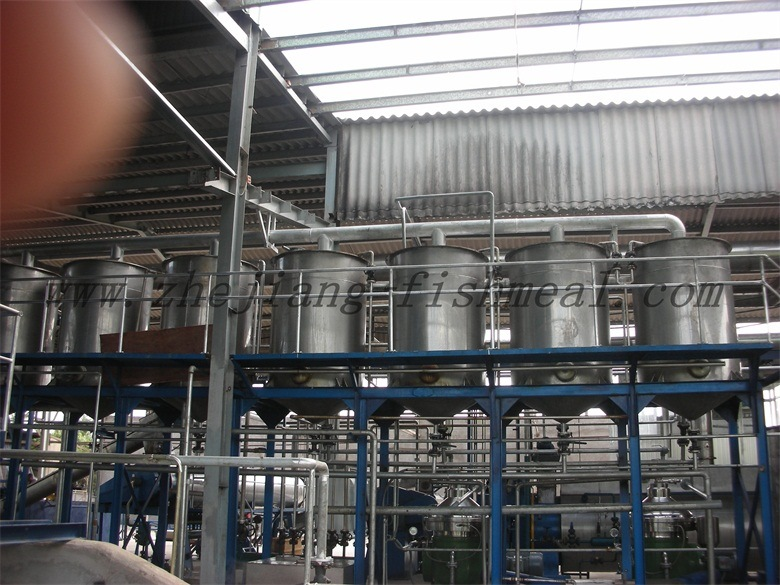 Complete Line of Fishmeal and Oil Production Line
